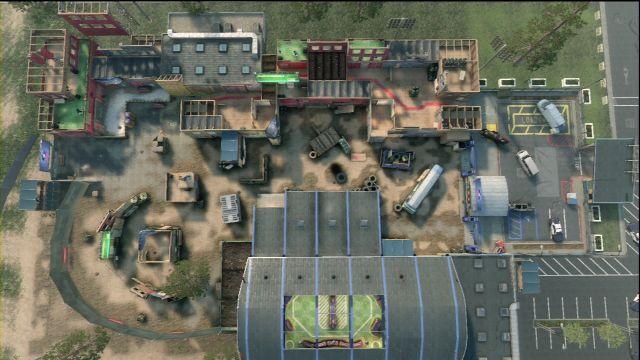 Rush Cold War Map Season 4