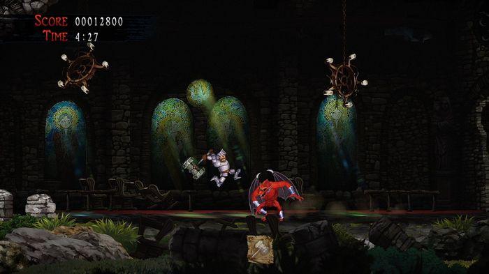 Ghosts 'n Goblin Resurrection screenshot