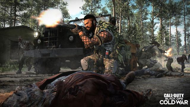 Zombies Outbreak Mode Easter Egg Start Date