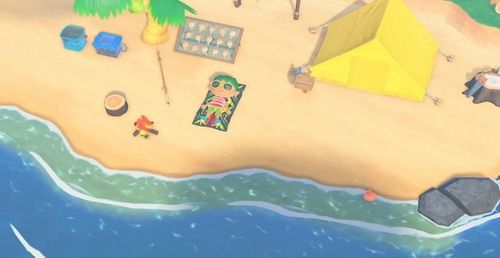Animal Crossing New Horizons Datamine Info Points to Beach Expansion
