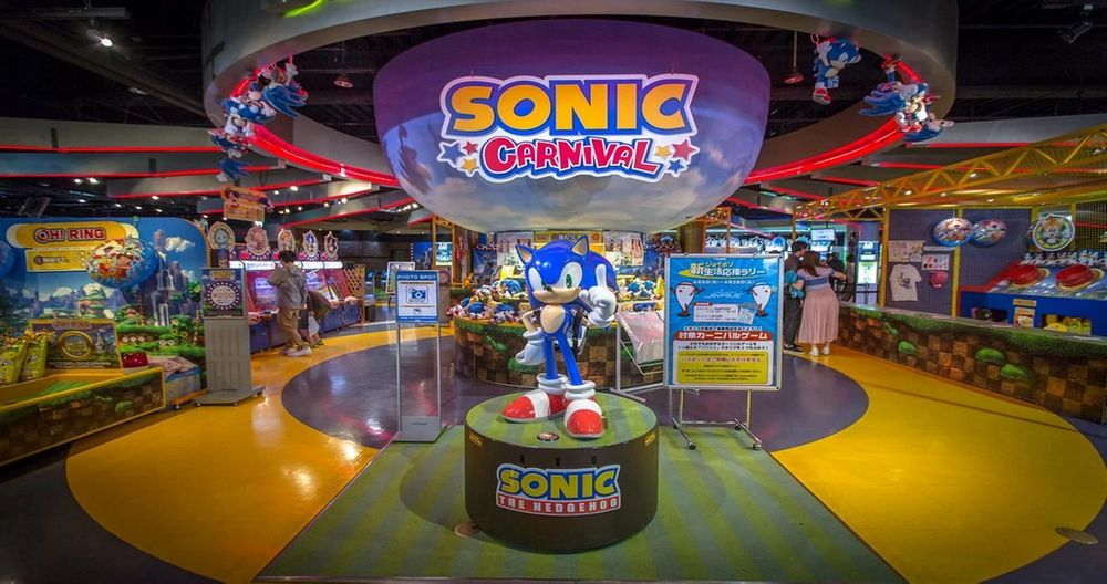 New Sega Theme Parks Could Start Popping Up Soon