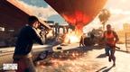 Saints Row 2022 4K Screenshot of shoot out