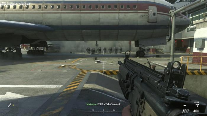 MW2 Campaign Remastered No Russian Mission guide