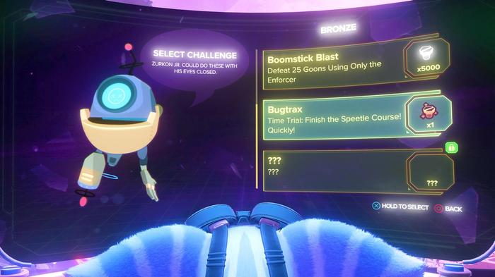 Ratchet and Clank Rift Apart Gold Bolt 8 Location