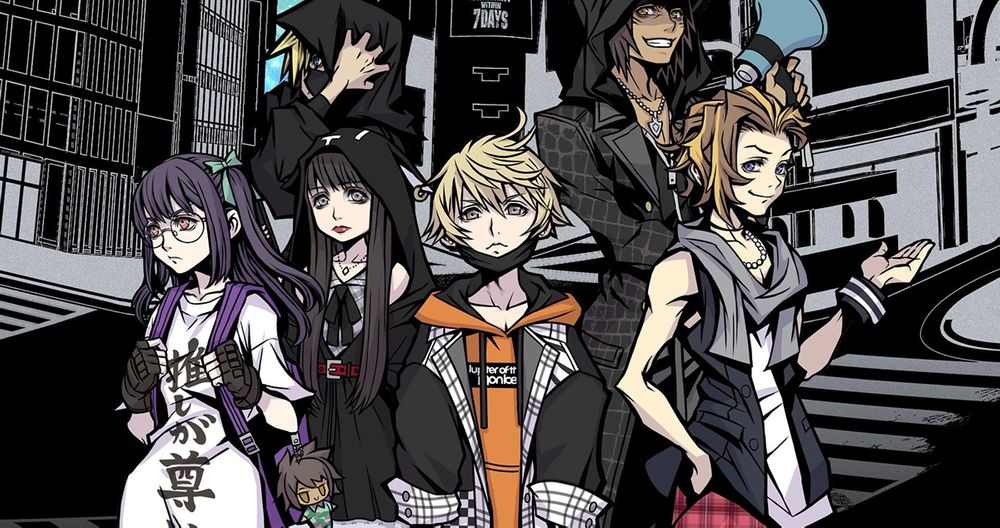 NEO: The World Ends With You Unveils A Stylish Opening Movie