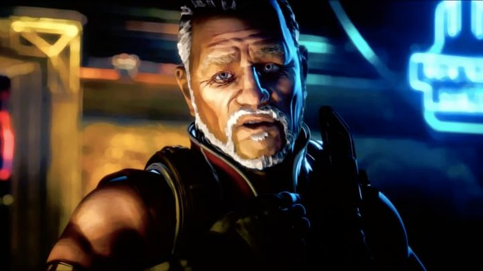 Apex Legends Stories from the Outlands might feature Kuben Blisk