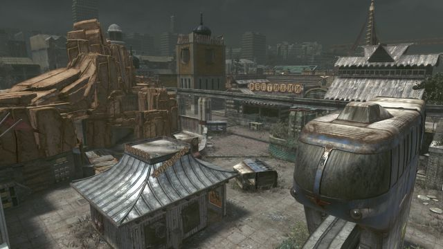 Zoo Black Ops Map Overview