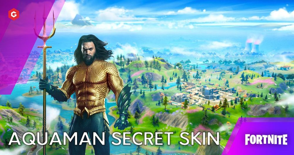 Fortnite Chapter 2 Season 3: How To Get The Aquaman Secret Skin Guide (All Challenges)