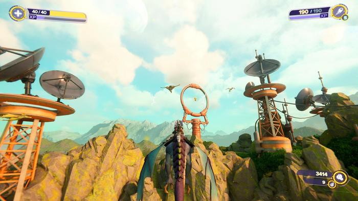 Ratchet and Clank Rift Apart Gold Bolt 6 Location