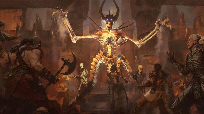 Diablo 2 Resurrected Mephisto