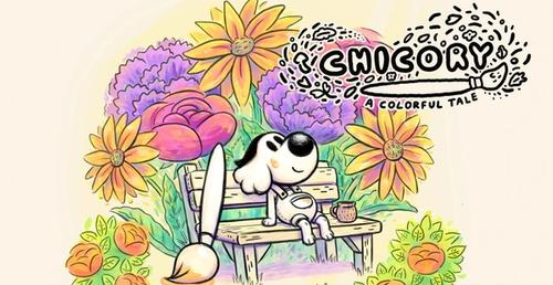Chicory: A Colorful Tale Review — The Work of a New Master
