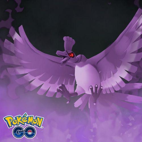 Pokemon GO Shadow Ho-Oh