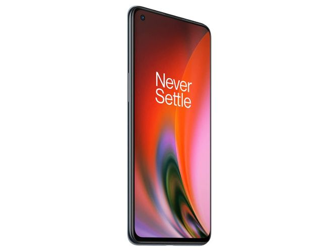 Best Phone Under 500 OnePlus, product image of grey phone