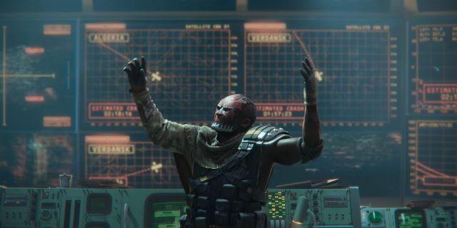 Jackal Operator Cold War Warzone Season 4