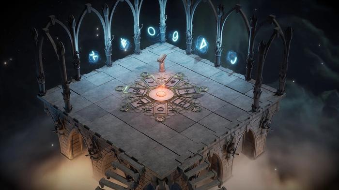 Diablo 2 Resurrected Arcane Sanctuary