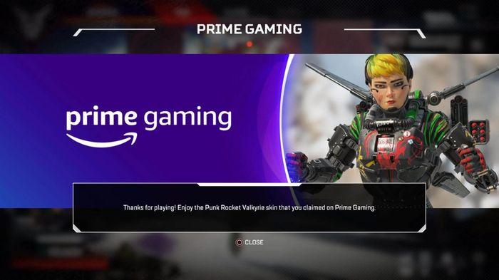 Apex Legends Prime Gaming screenshot