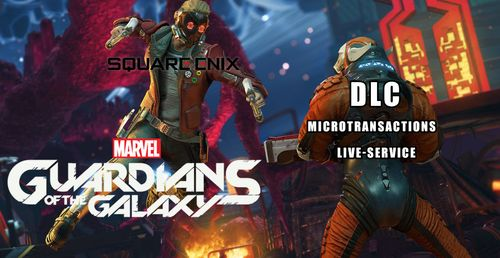 Guardians Of The Galaxy Game Will Not Have Microtransactions Or DLC
