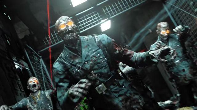 COD 2021 Zombies