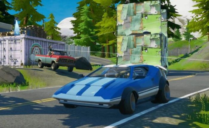 Cars delayed - will we see them in Fortnite v13.40?