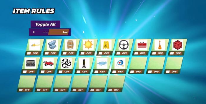 Nickelodeon All-Star Brawl Item Leak