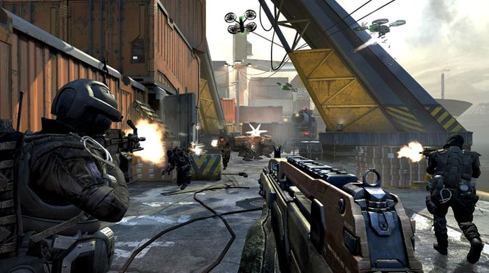 Black Ops 2 Remastered