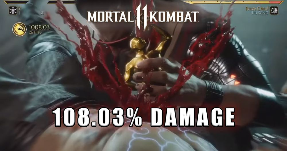 Mortal Kombat 11 Ultimate Player Discovers A 100% Combo With Johnny Cage