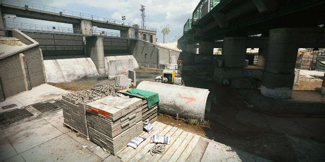 Drainage Gunfight Map Modern Warfare