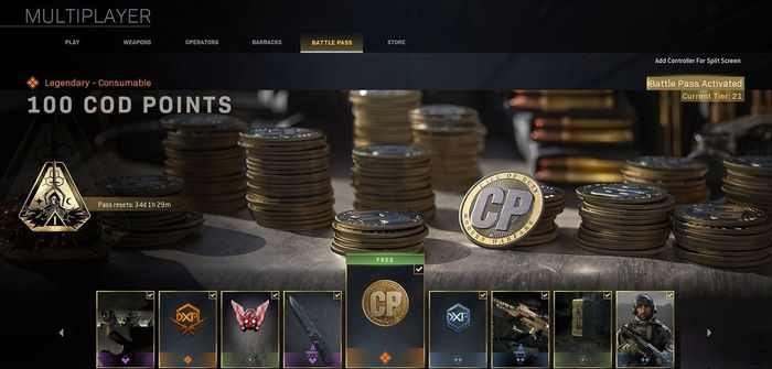 Free COD Points Warzone Legit Scam Do Not Use PS4 PS5 Xbox PC