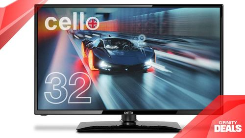 Cello 32 Inch 1080p 144 Hz Gaming Monitor Discount By £60 On Amazon UK
