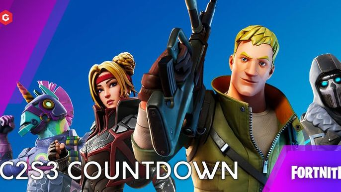 Fortnite Season 9 Countfown Fortnite Chapter 2 Season 3 Countdown Live News Update Leaks Rumours And More
