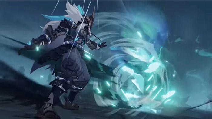 Image showing Maguu Kenki, the new boss in Genshin Impact