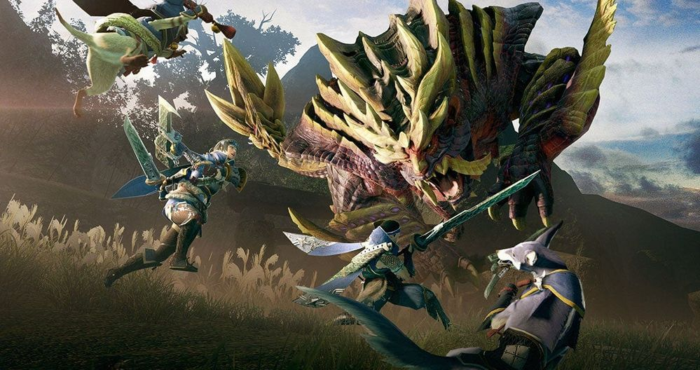 Monster Hunter Rise Meaty Hide: How To Find and Use It