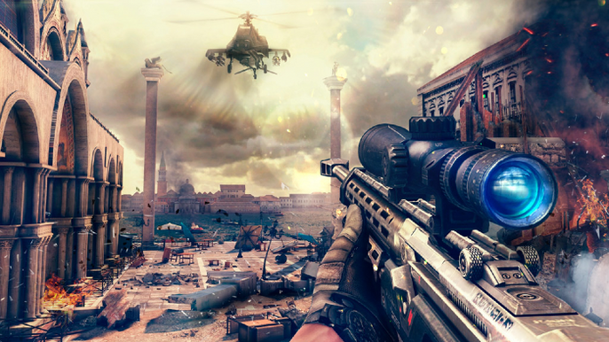 Screenshot from Call of Duty Mobile