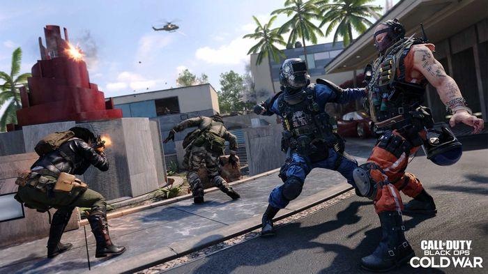 Black Ops Cold War SBMM