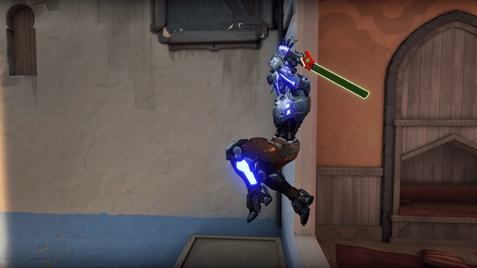 This image features the VALORANT Agent KAY/O with the ZEDD Melee Knife.
