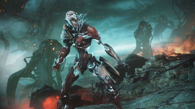 The Xaku might be one of Warframe's coolest-looking classes yet.