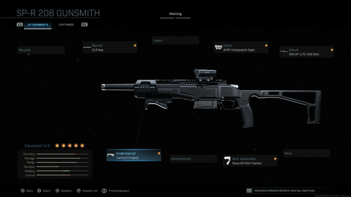 SP-R 208 Best Attachments