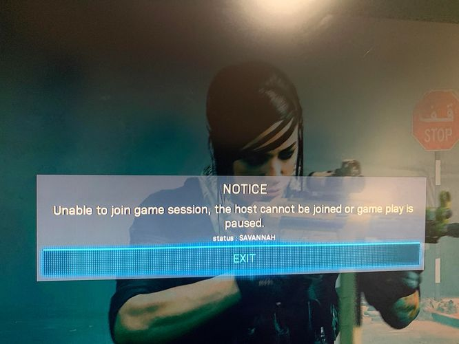 How to fix Savannah Error Call of Duty Modern Warfare Call of Duty Warzone