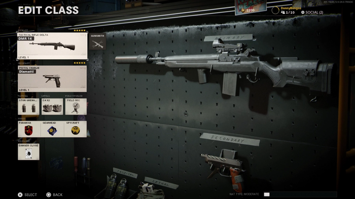 DMR 14 Black Ops Cold War Best Attachments