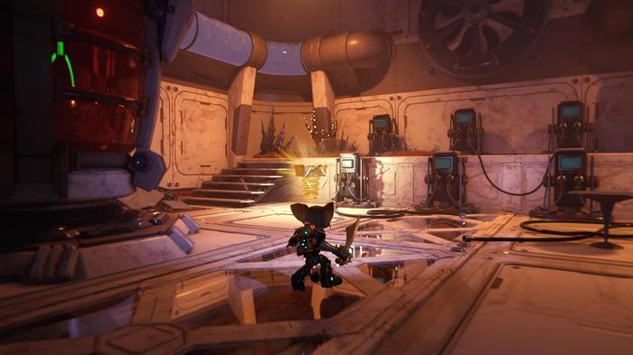 Ratchet and Clank Rift Apart Gold Bolt 19