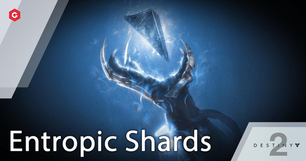 Destiny 2 Entropic Shards: ALL 9 Europa Entropic Shard Locations, Aspect of Destruction Guide