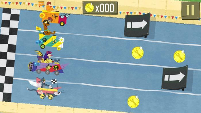 Boomerang Make and Race is one of the best Android racing games around.