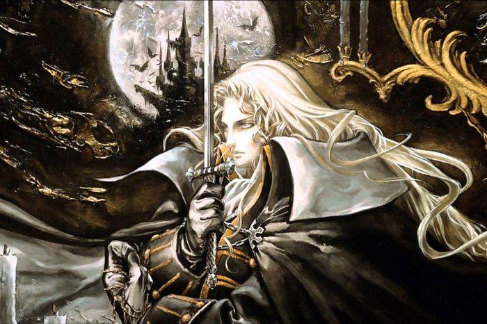 Castlevania Alucard
