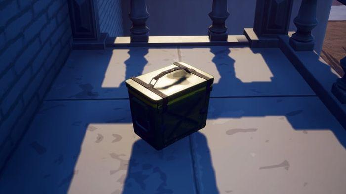 Fortnite Ammo Crate