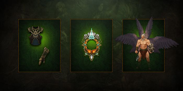 Diablo 3 Seasonal Cosmetic Rewards For Season 24