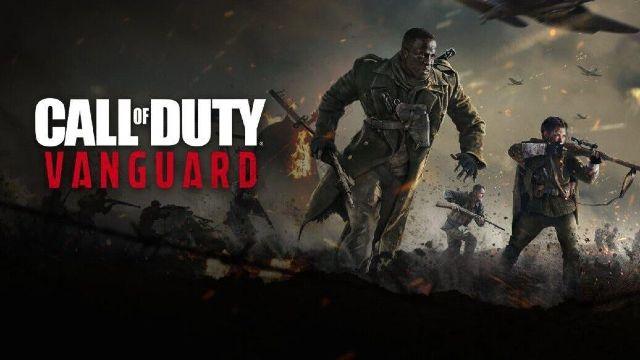 Call of Duty: Vanguard artwork