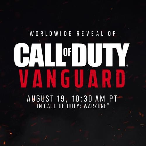 Call of Duty Vanguard Worldwide Reveal