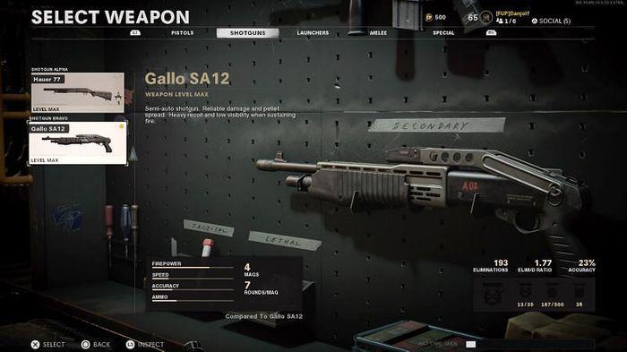 Gallo SA12 Best Attachments