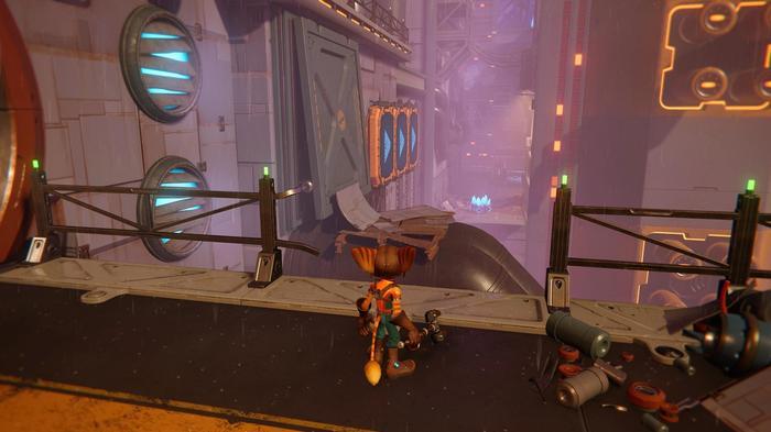 Ratchet and Clank Rift Apart Gold Bolt 2