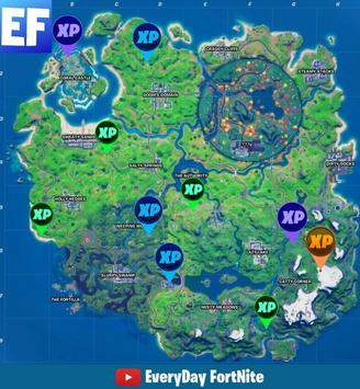 Fortnite Season 4 Week 3 Complete Fortnite Chapter 2 Season 4 Week 3 Xp Coin Locations And Guide